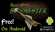Bowmaster Target Range Now on Android!